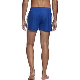 adidas 3S CLX VSL Shorts Hombre, azul
